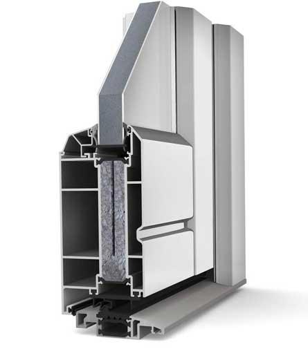 Aluminium Entrance Doors