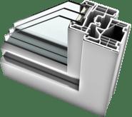 uPVC-Aluminium Windows