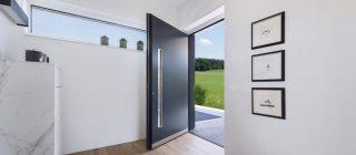 Timber Aluminium Entrance Doors Londonderry, Northern Ireland