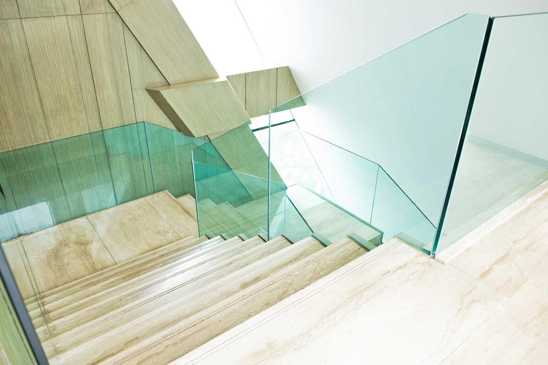 Glass Balustrades Londonderry, Northern Ireland