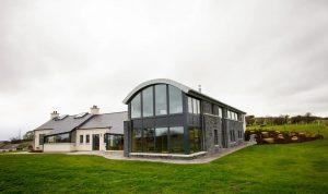 passive house Northern Ireland