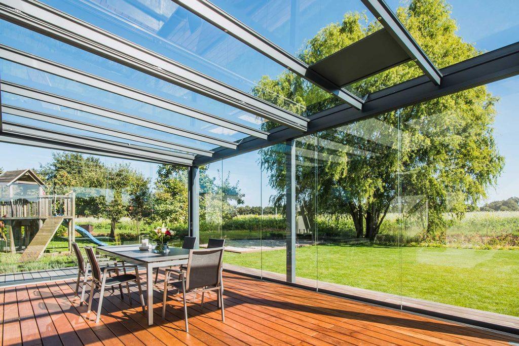 solarlux glass canopy belfast, county antrim