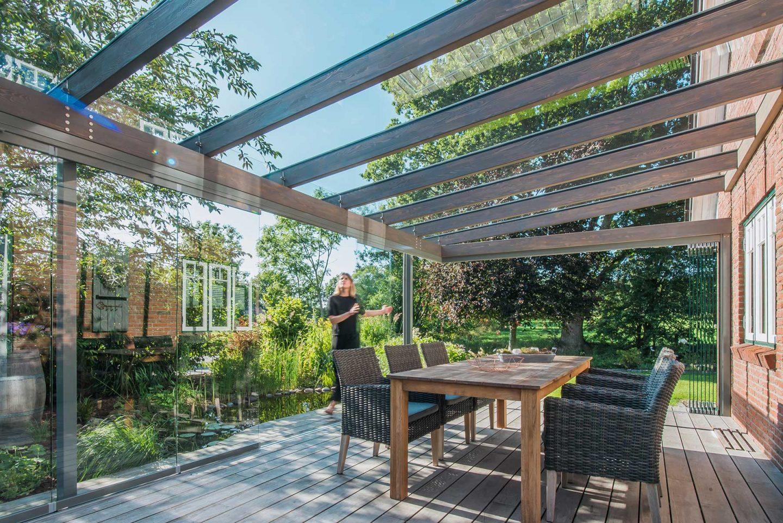 glass atriums Northern Ireland