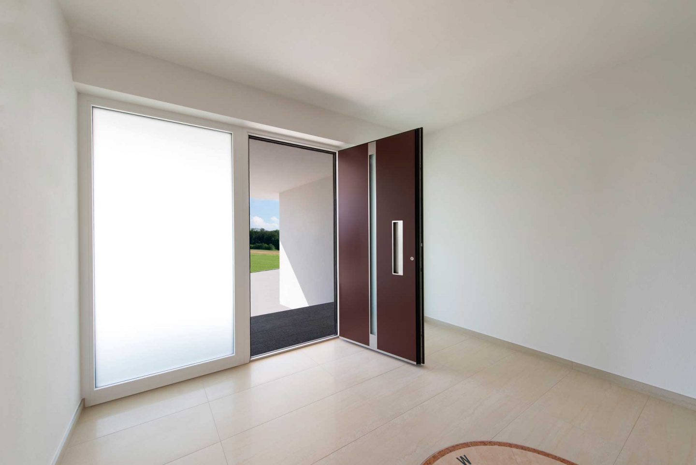 internorm passivehouse doors coleraine and northern ireland
