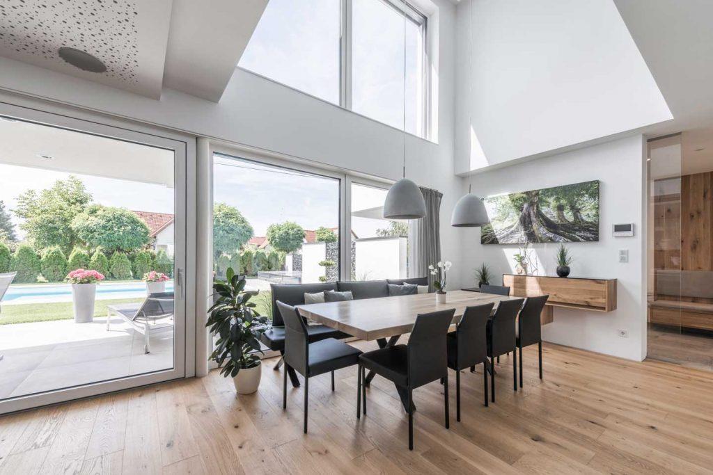 Internorm Doors for New build property Northern Ireland
